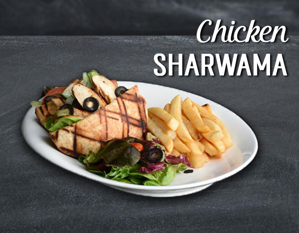Chicken Sharwama Web Thumb