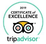tripadvisor certificate of execellence 2019 web widget